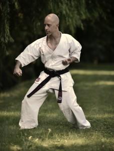 Karate Seppia piccola